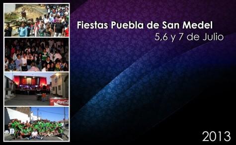 Fiestas en la Puebla de San Medel