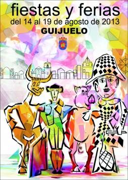 Participes activos Accesit Cartel Fiestas 2013