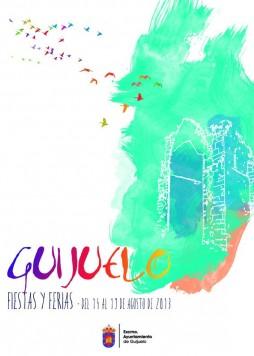 Turquesa Premio Accesit Fiestas 2013