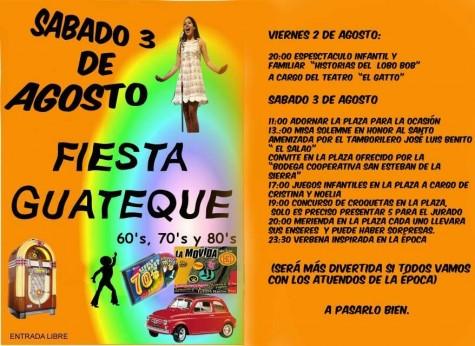 Fiesta Guateque en San Esteban
