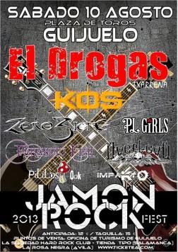 Jamón Rock 2013
