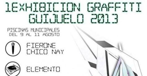 Exhibición de graffti en Guijuelo. Foto tribunasalamanca
