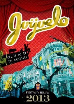 La llamada Cartel ganador Fiestas 2013