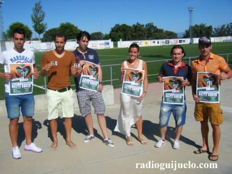 Presentación de la campaña de abonados del C.D. Guijuelo