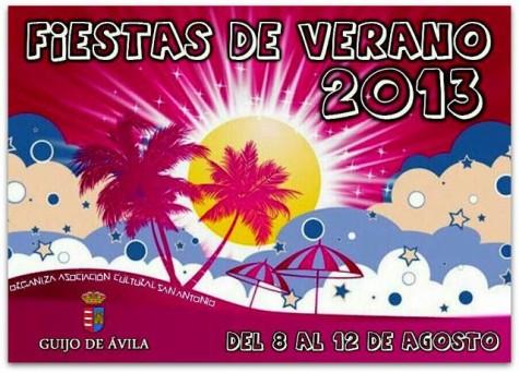 Fiestas de verano en Guijo de Ávila