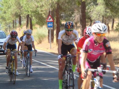 Carrera en El Barraco. Foto Álvaro Sánchez