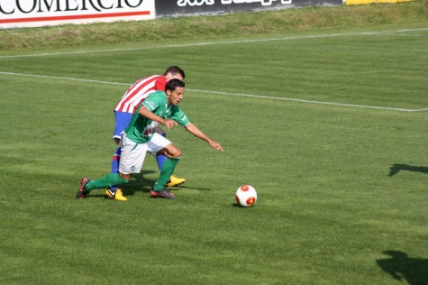 Carlos Rubén en Mareo