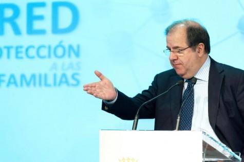 El presidente de Junta de CyL Juan Vicente Herrera. Foto CyL