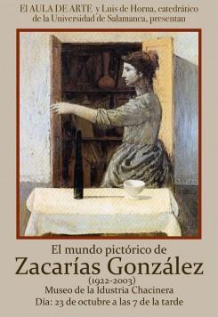 Aula de Arte de Zacarías González