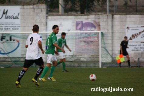 Copa Federación. Partido entre el C.D. Guijuelo y la Cultural Leonesa
