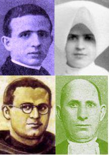 Religiosos de la Comarca que serán beatificados