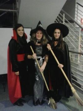 Halloween en el Centro Cultural