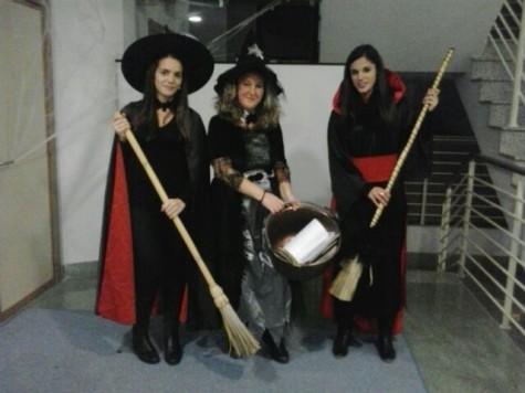 Hallowen en el Centro Cultural