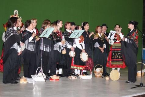 Cursos de Bailes Tradicionales. Foto Diputación de Salamanca