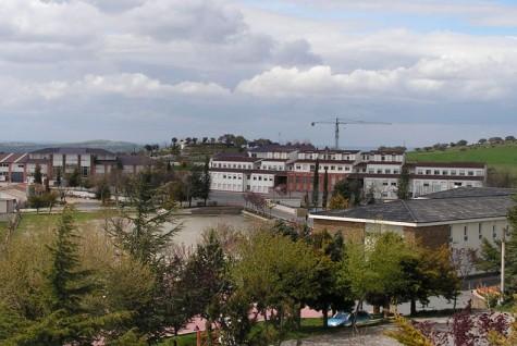 Colegio La Inmaculada de Armenteros. Foto página web Colegio La Inmaculada de Armenteros