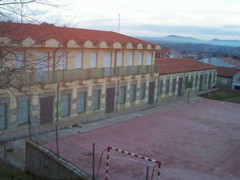 CRA Valvanera de Santibañez de Béjar. Foto Colegio CRA de Valvanera