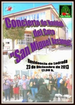 Concierto en Ledrada