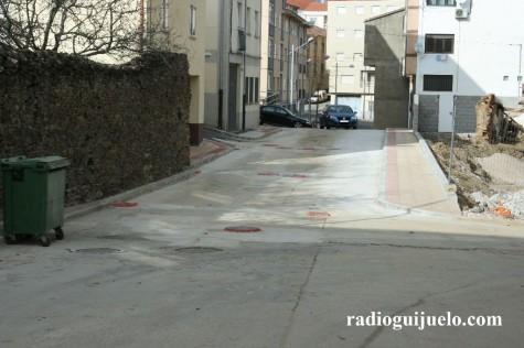 Apertura calle Allende