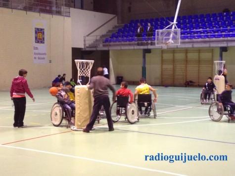 IV Jornada de Deporte Adaptado en Guijuelo