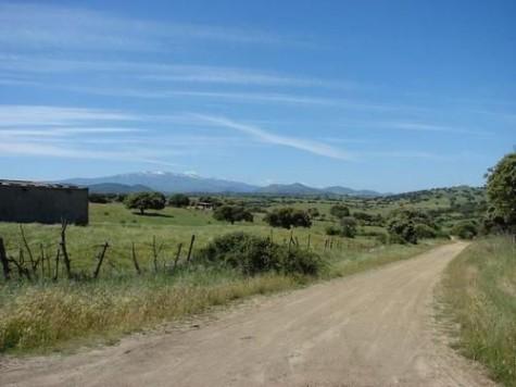 Ruta Guijo de Ávila. Foto wikiloc.com