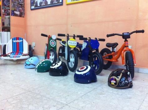 kiddimotos. Foto motosvecchio.com