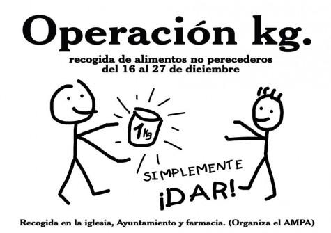 Operación Kg en Cespedosa