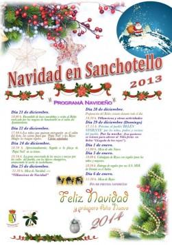 Programación en Sanchotello