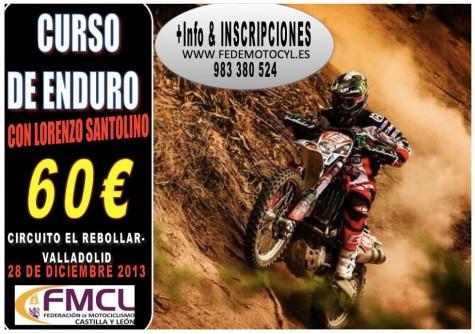Curso de Enduro en Valladolid