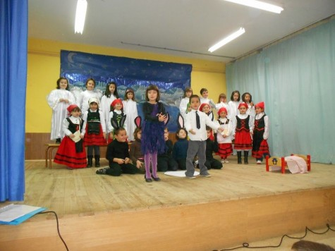Navidad en el Colegio Miguel de Cervantes