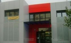 Centro de Día de Guijuelo. Foto archivo.