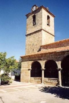 Iglesia de Cespedosa. Foto www.panageos.es