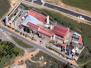 Imagen aérea de Maguisa. Foto Maguisa