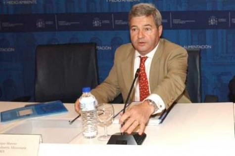 Fernando Burgaz. Foto lamoncloa.gob.es