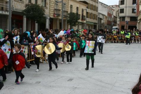 Desfile Miguel de Cervantes