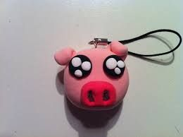 cerdito jumping clay