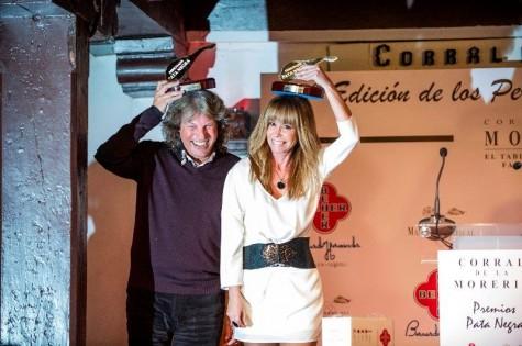 Edición anterior de los Premios Pata Negro. Foto Beher.com