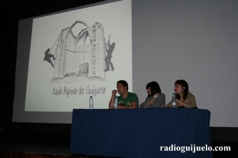 Presentación Club Alpino de Guijuelo