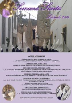 Semana Santa en Ledrada