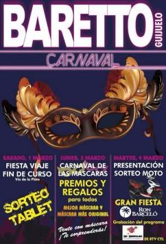 Carnaval en el Baretto