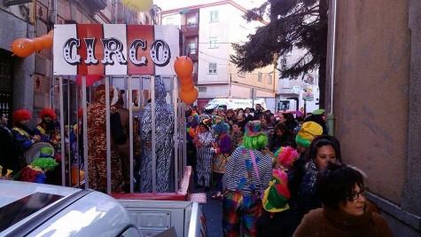 Lunes de Carnaval. Foto Rafa Martínez