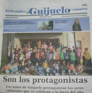 El Periódico de Guijuelo y la Comarca