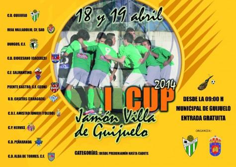 I Cup Jamón Villa de Guijuelo 2014