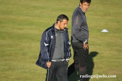 Rubén de la Barrera. Foto archivo.