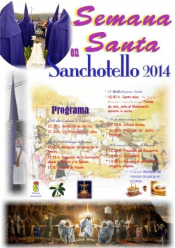 Semana Santa en Sanchotello