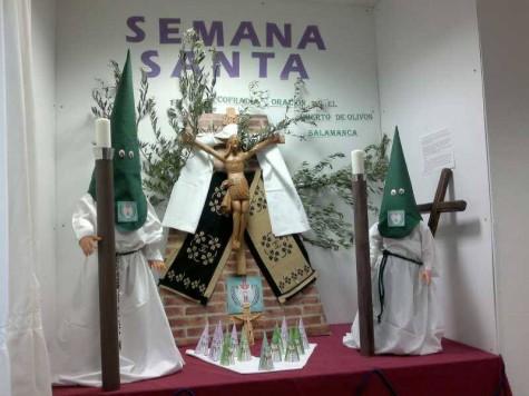 La Semana Santa en la Residencia de Guijuelo