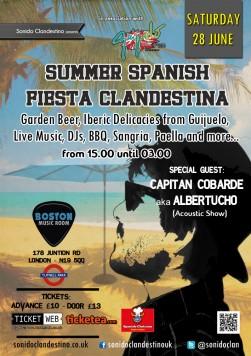 Summer Fiesta Clandestina