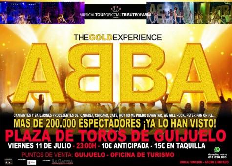 El musical de ABBA llegará a Guijuelo