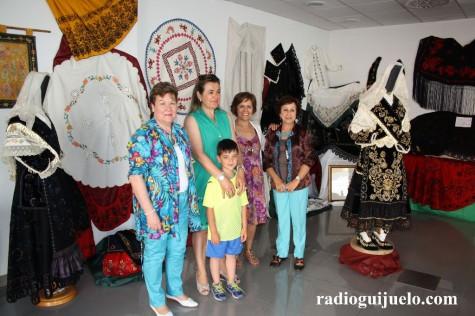Exposición Arte y Tradición Charra de Guijuelo. Foto archivo