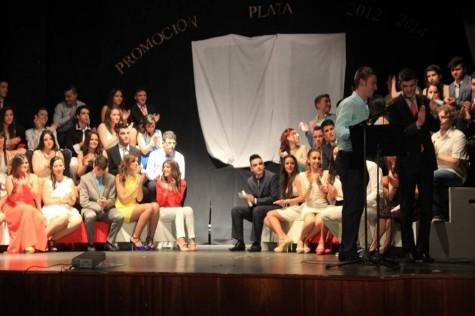 Graduaciones de los alumnos de Bachillerato