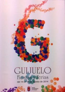 Estadillo de Roberto Pérez, cartel ganador del concurso de Fiestas y Ferias 2014